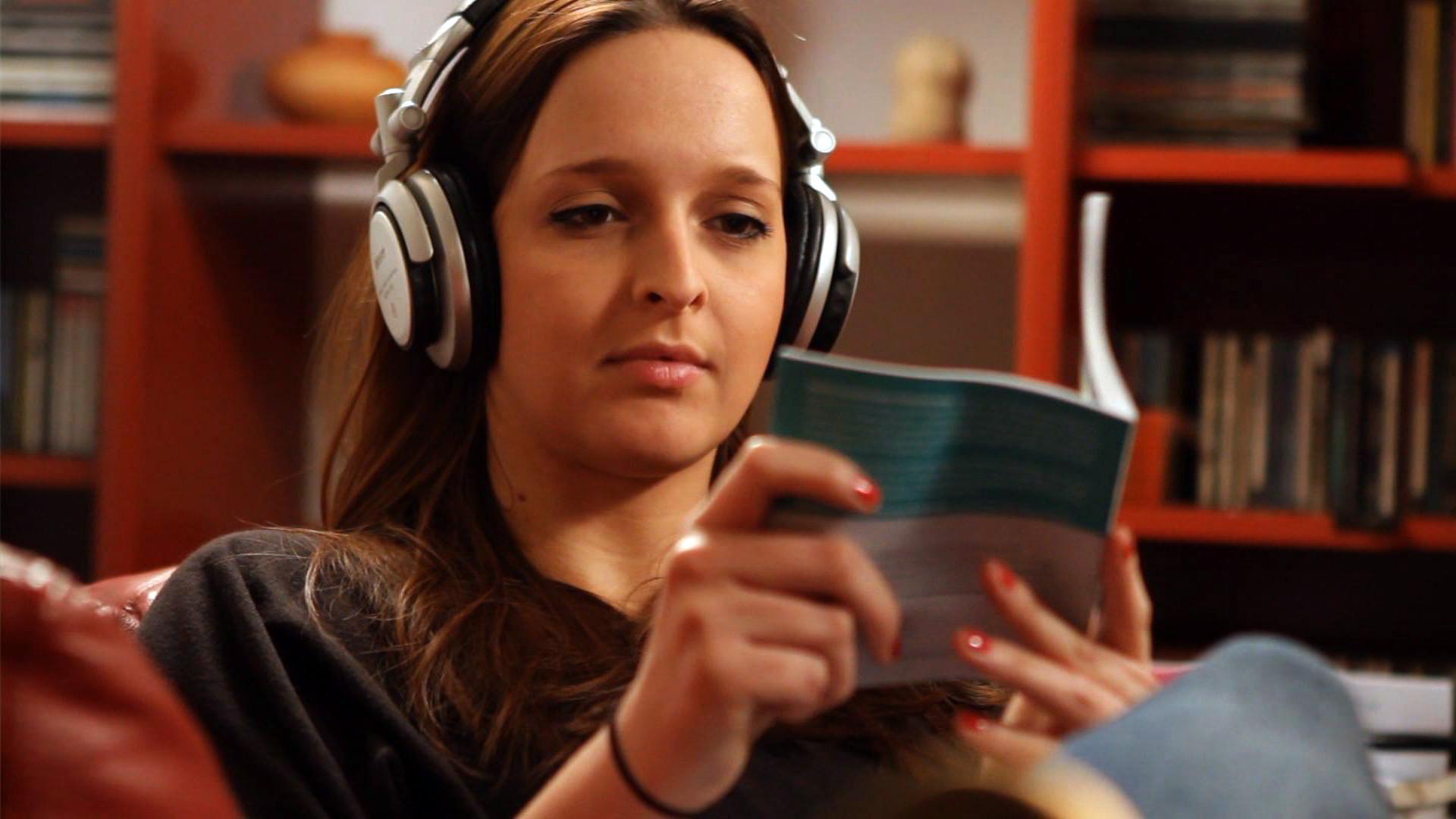 Schulungen mit Hilfe von Hörbüchern
