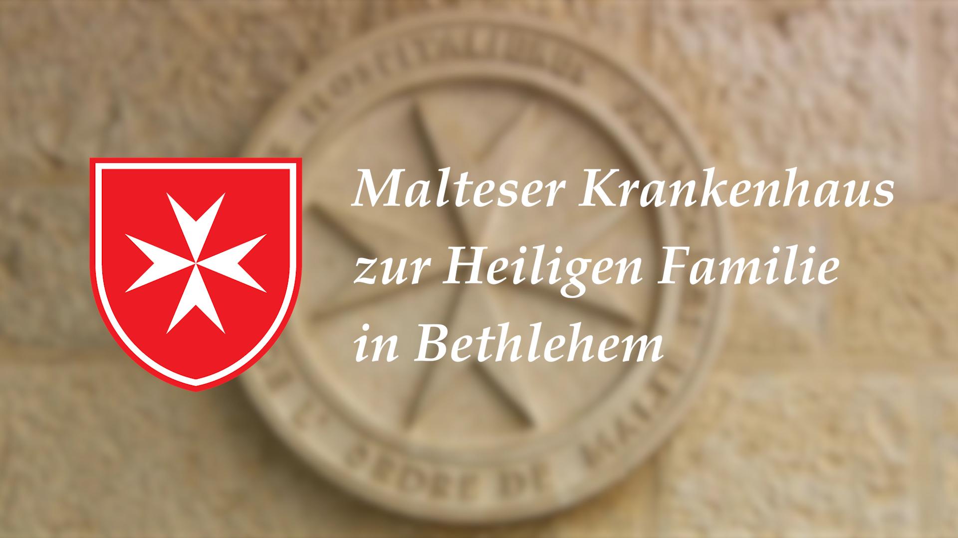 Logo des Malteser Krankenhaus zur heiligen Familie