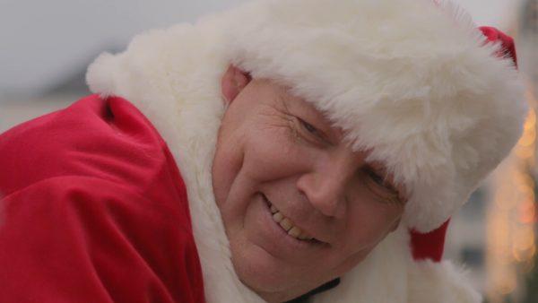 Der Grinch oder der Weihnachtsmann oder beides