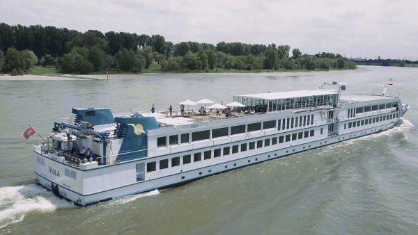 Rheinkreuzfahrt mit der MS Viola